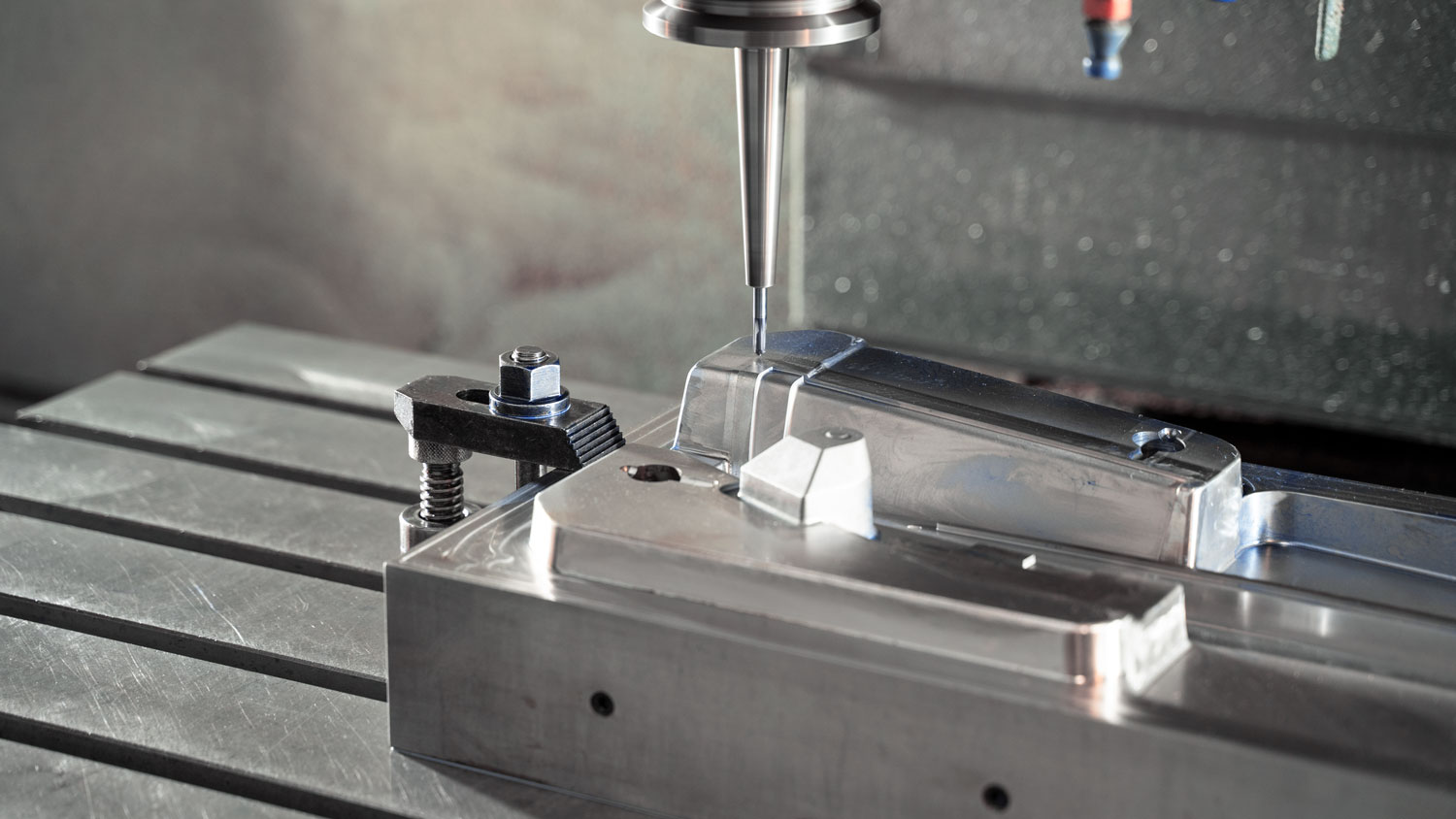 In-house tooling production